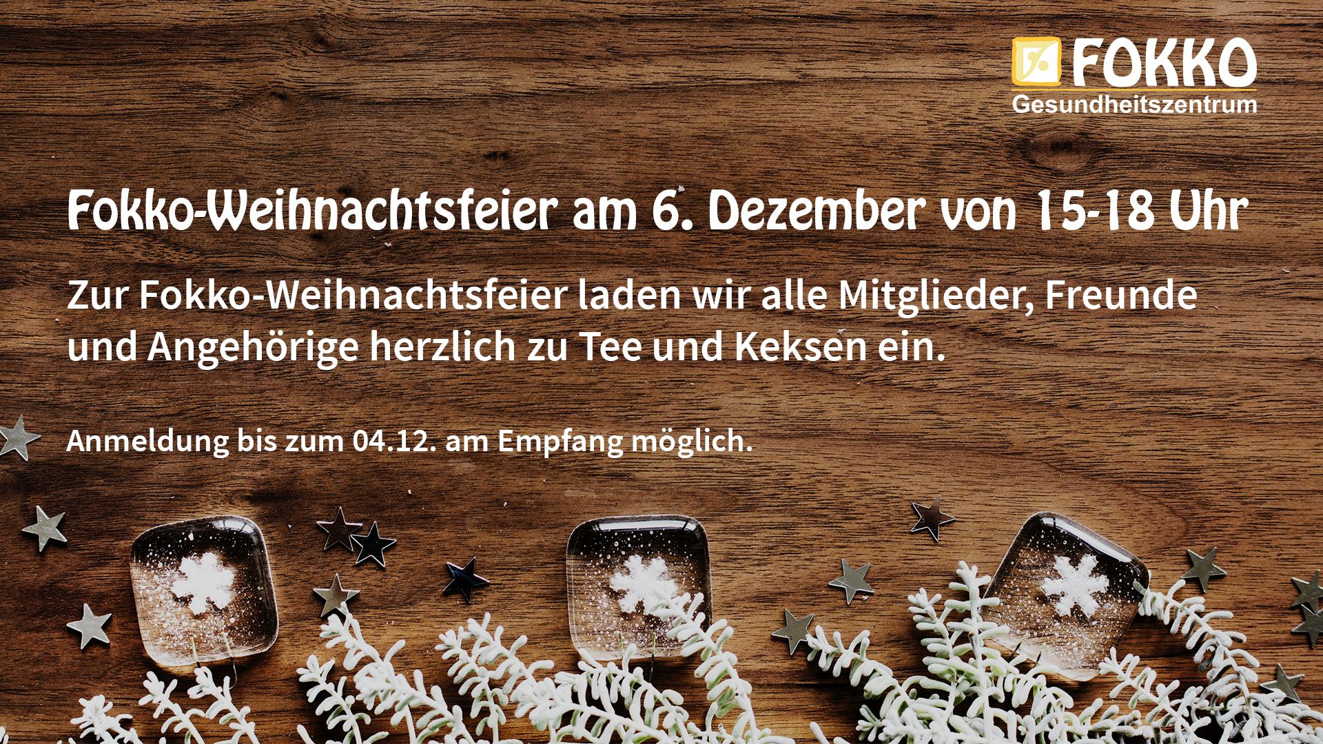 Weihnachtsfeier_TV